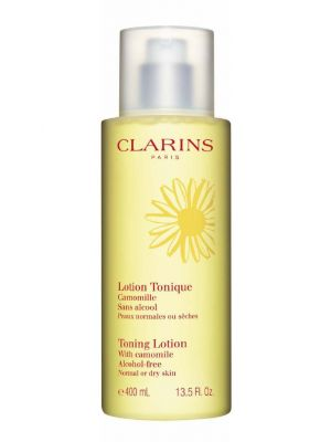 Clarins Lotion Tonique Camomille 400 ml