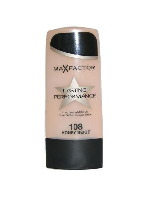Max Factor Lasting Performance Fondotinta 108 Honey Beige