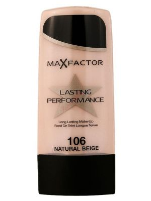 Max Factor Lasting Performance Fondotinta 106 Natural Beige