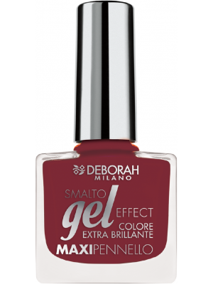 Deborah Smalto Gel Effect Red Sari 55