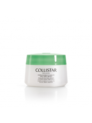 Collistar Crema Fondente Sublime 400 ml