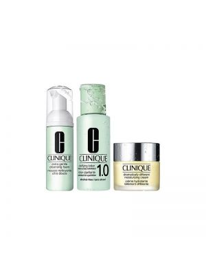 Clinique Cofanetto 3 Step Intro System Extra Gentle