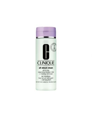 Clinique 2-in-1 Cleansing Micellar Milk + Makeup Remover 200 ml