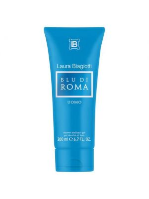 Blu di Roma Uomo Shower Gel