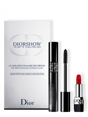 Diorshow Pump 'N' Volume HD Cofanetto