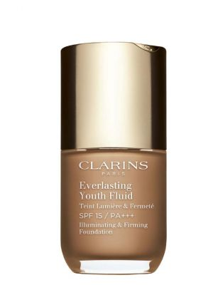 Clarins Everlasting Youth Fluid Fondotinta SPF15 113 Chestnut 30 ml