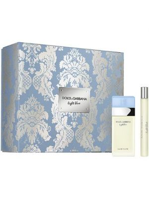 Dolce & Gabbana Cofanetto Light Blue Eau de Toilette 25 ml