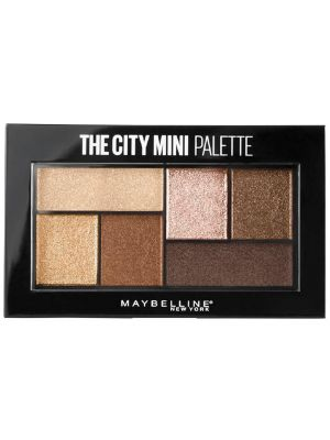 Maybelline The City Mini Palette Ombretti 400 Rooftop Bronzes