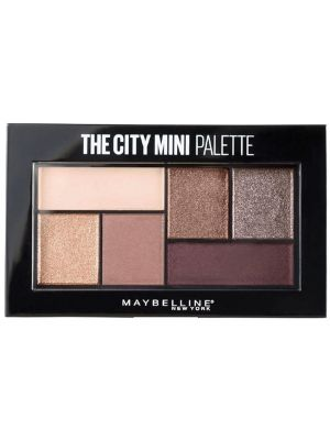 Maybelline The City Mini Palette Ombretti 410 Chill Brunch Neutrals