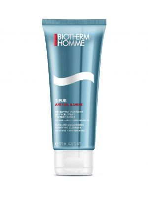Biotherm Homme T-Pur Anti Oil & Wet Nettoyant 150 ml