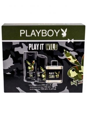 Playboy Play It Wild Eau de Toilette 100 ml