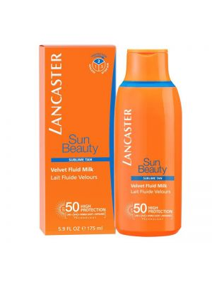 Sun Tanning Lotion Body Velvet Milk SPF50