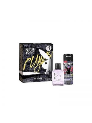 Playboy New York Eau de Toilette 60 ml