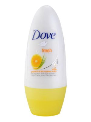 Dove Go Fresh Pompelmo Deodorante Roll-On 50 ml