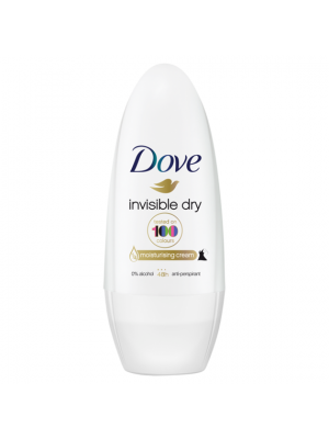 Dove Invisible Dry Deodorante Roll-On 50 ml