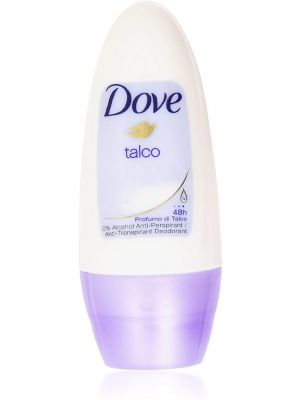 Dove Talco Deodorante Roll-On 50 ml