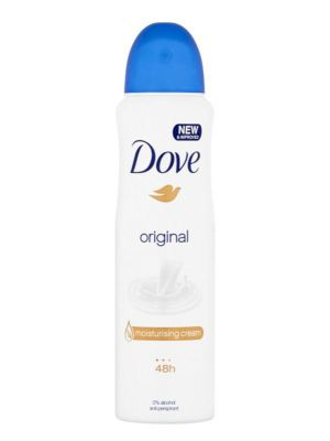 Dove Deodorante Spray Original 150 ml