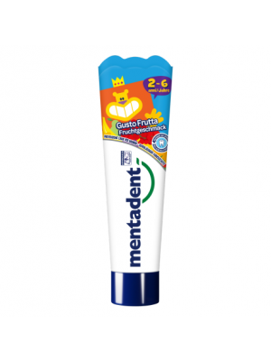 MENTADENT DENTIFRICIO KIDS 2-6 50 ML.