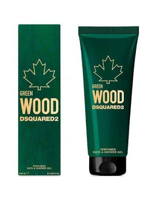 Green Wood Perfumed Bath & Shower Gel