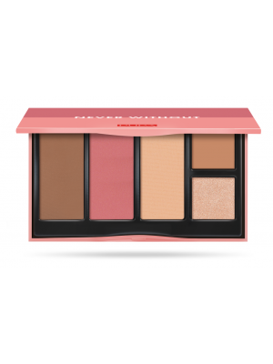 Pupa Palette Never Without 003 Dark Skin