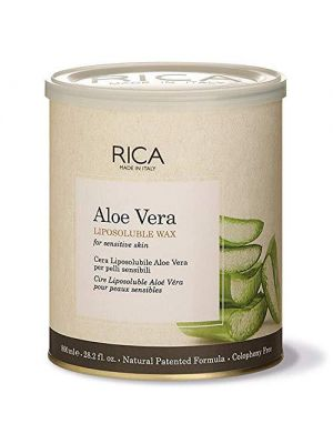 Rica cera depilatoria liposolubile aloe vera 800 ml