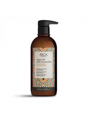 Rica emulsione post epilazione argan 500 ml