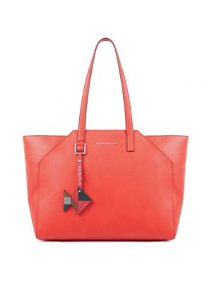Piquadro Muse Shopping bag porta iPad - rosso