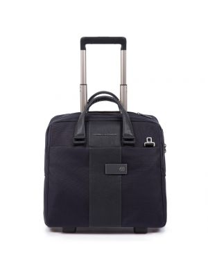 Piquadro Brief Cartella trolley - blu