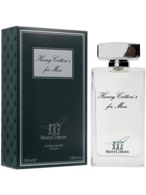 Henry Cotton's For Men After Shave Lozione 100 ml