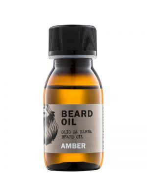 Dear Beard olio barba ambra 50 ml