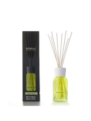 Millefiori Diffusore di fragranza 250 ml - Natural Lemon Grass