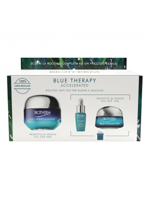 Biotherm Blu Therapy Accelerated Cream 50 ml + Life Plankton Elixir