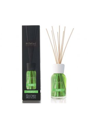Millefiori Diffusore di Fragranza Green Fig e Iris Stick 250 ml
