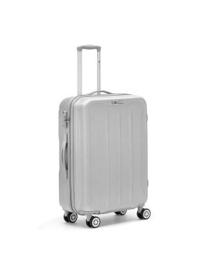 Roncato Ciak Flight Trolley L 4R Argento
