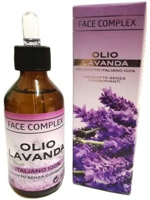Face Complex Oli Essenziali Lavanda Naturale Vegetale 100 ml