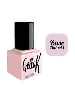 Hypnotic Hq Gellak 10 ml base naked 1