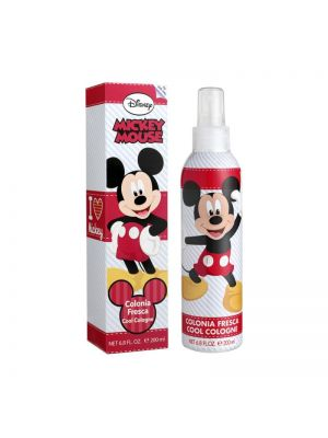 Mickey Mouse Colonia Fresca 200 ml