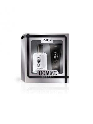 Ng Perfumes Cofanetto Homme For Men Eau de Parfum 100 ml