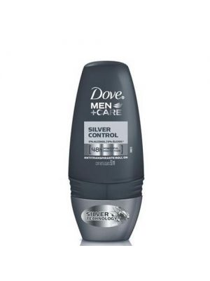 Dove Men Care SIlver Control Deodorante Roll-On 50 ml