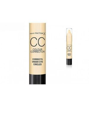 Max Factor Correttore CC Colour Corrector Yellow  Stick
