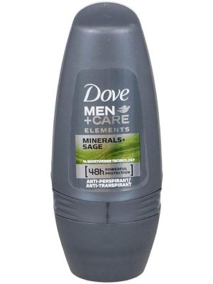 Dove Men Care Mineral & Sage Deodorante Roll-On 50 ml